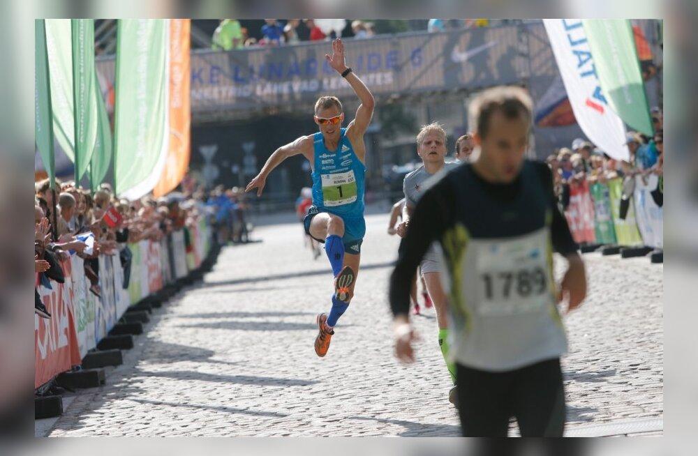 Poolmaratoni võitis keenialane, Roman Fosti neljas, Indrek Tobreluts kuues