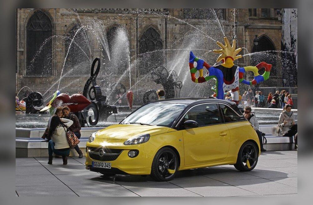 Saksamaal valiti aasta ilusaimad autod