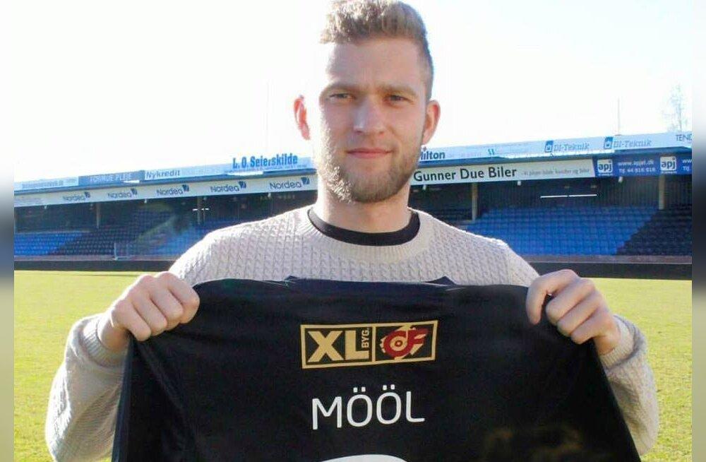 Veel üks Eesti koondise jalgpallur siirdus välismaale