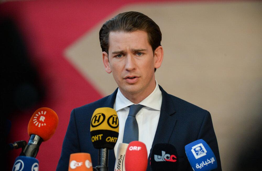 Kantsler Kurz: Christchurchi massitulistaja annetas Austria Identitaarsele Liikumisele raha