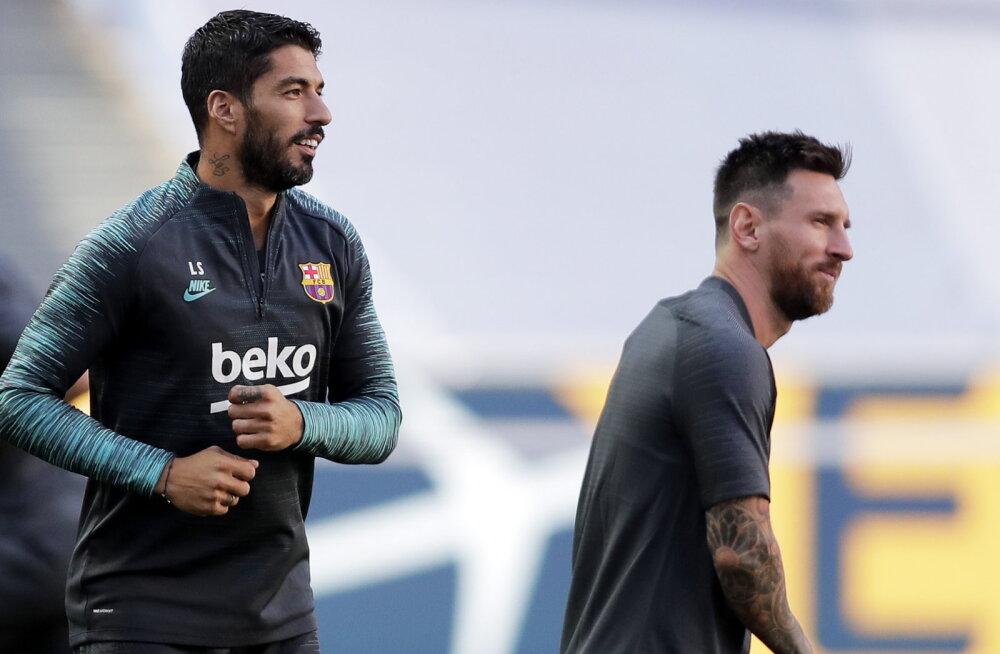 Suurim väravakütt Luis Suarez: Barcelona ütles, et olen liiga vana tipptasemel mängimiseks