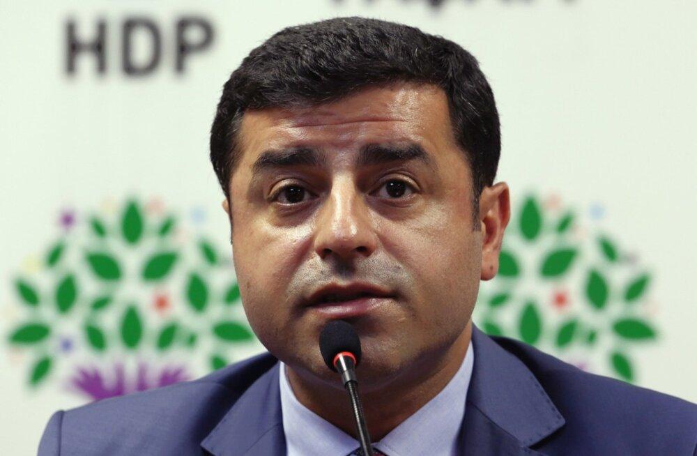 Kurdi poliitik: Türgi turvatsoon Süürias on mõeldud kurdide, mitte Islamiriigi vastu