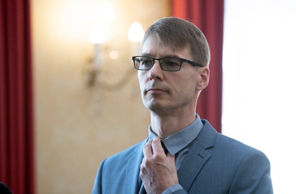 Обвиняемый в семейном насилии Марти Куузик требует от ERR за анонимный комментарий более 3000 евро