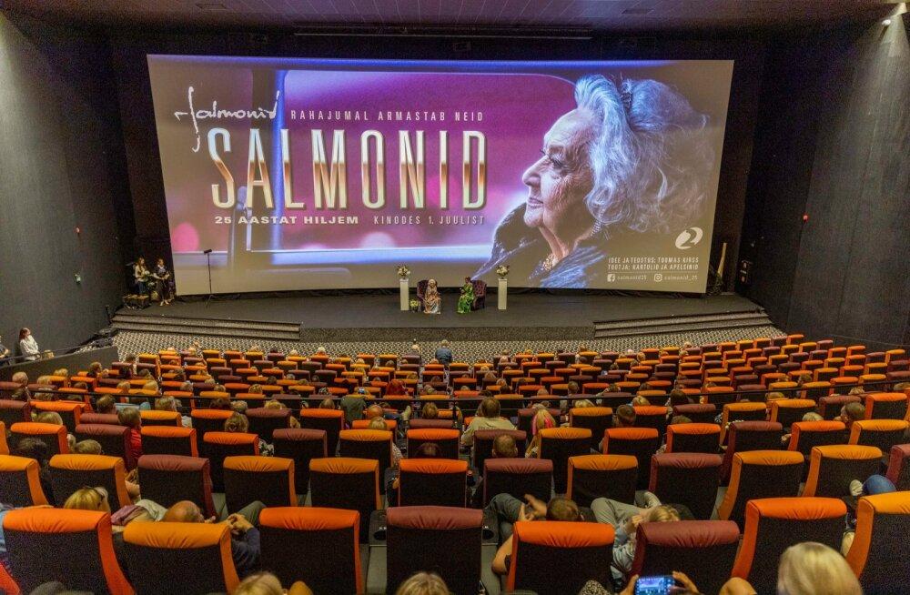 """""""Salmonid. 25 aastat hiljem"""