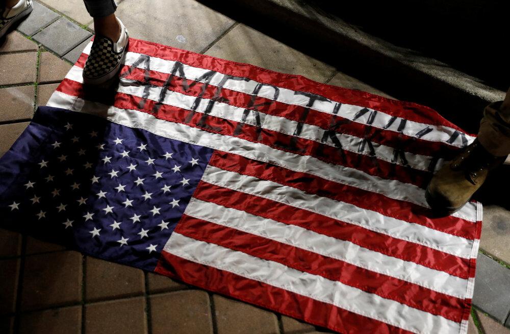 Calexit? California iseseisvusliikumine tahab, et osariik ülejäänud USA-st lahku lööks