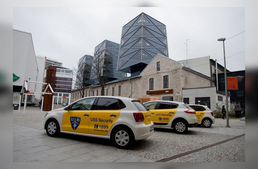 Eesti turvaturu maht kasvas mullu 4,7 protsenti 117 miljoni euroni