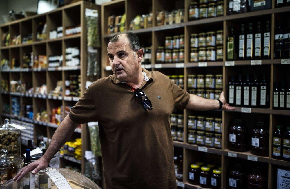 Kreeka ärimehed ja ärid pagevad Bulgaariasse