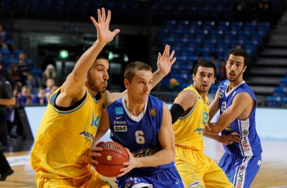 Kalev Cramo vs Astana