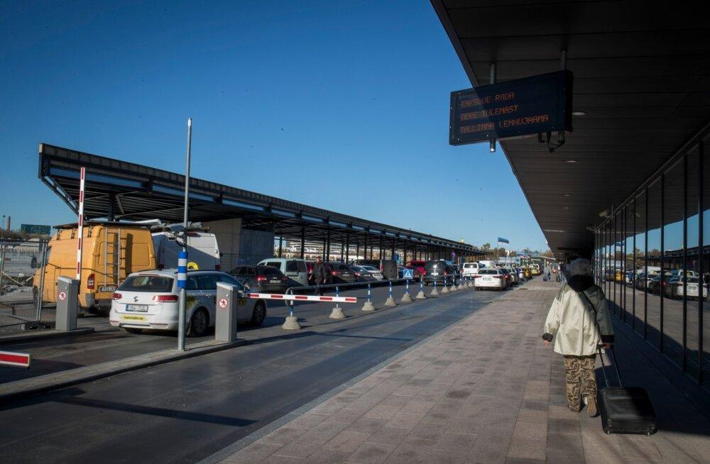 Tallinna lennujaama läbis oktoobris üle 300 000 reisija