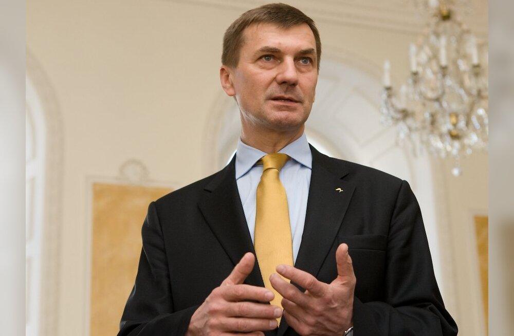 Ansip osaleb Poolas Baltikumi peaministrite energeetikakohumisel