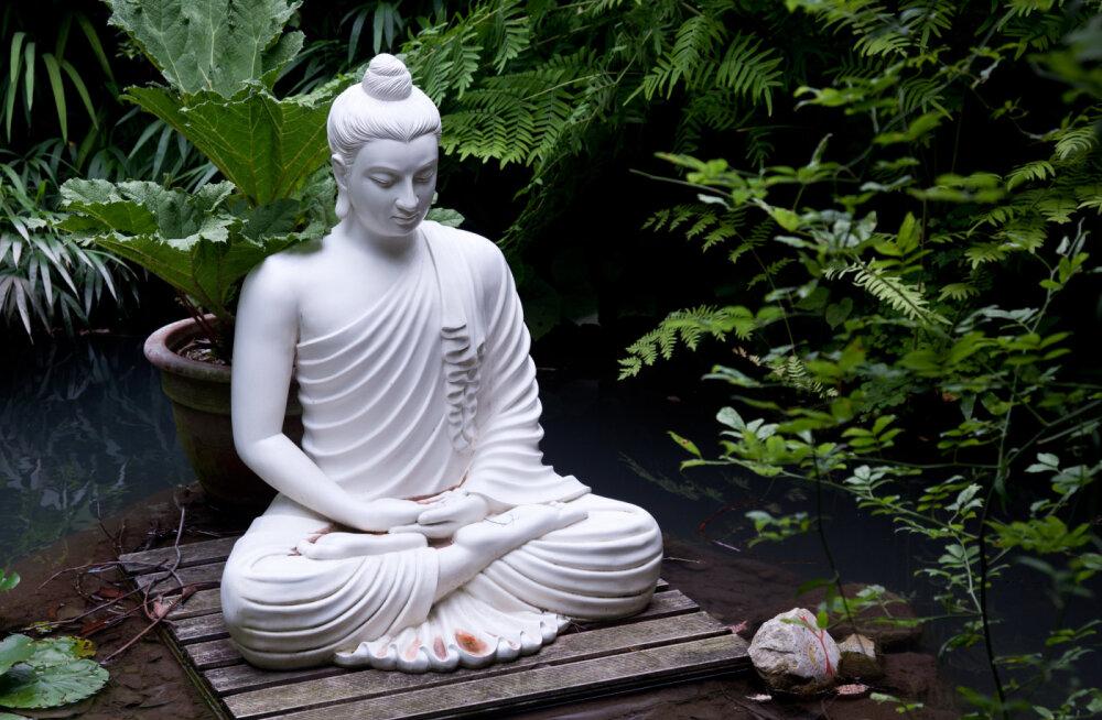 Meelerahu arendamine ehk samathi meditatsioon