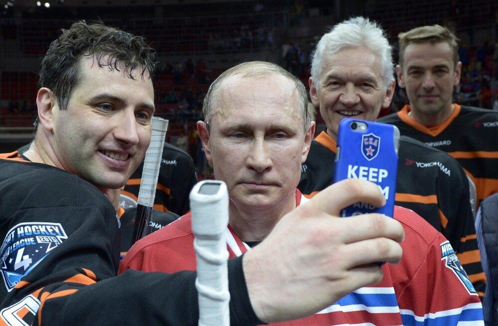 Roman Rotenberg, Vladimir Putin, Gennadi Timtšenko