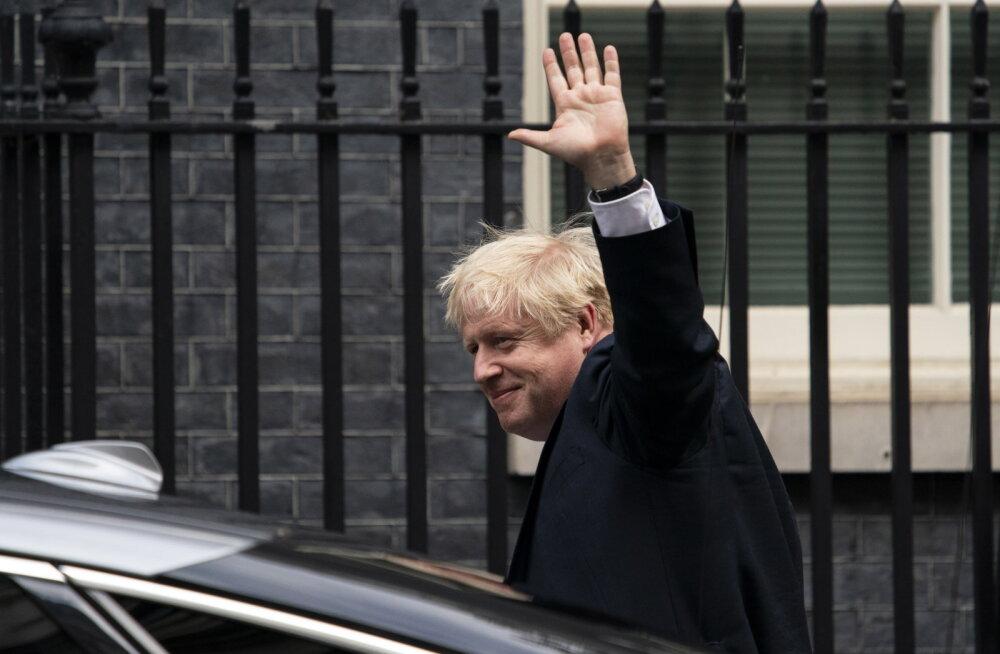Johnson: ülemkohus eksis, langetades otsuse parlamendi töö peatamise üle