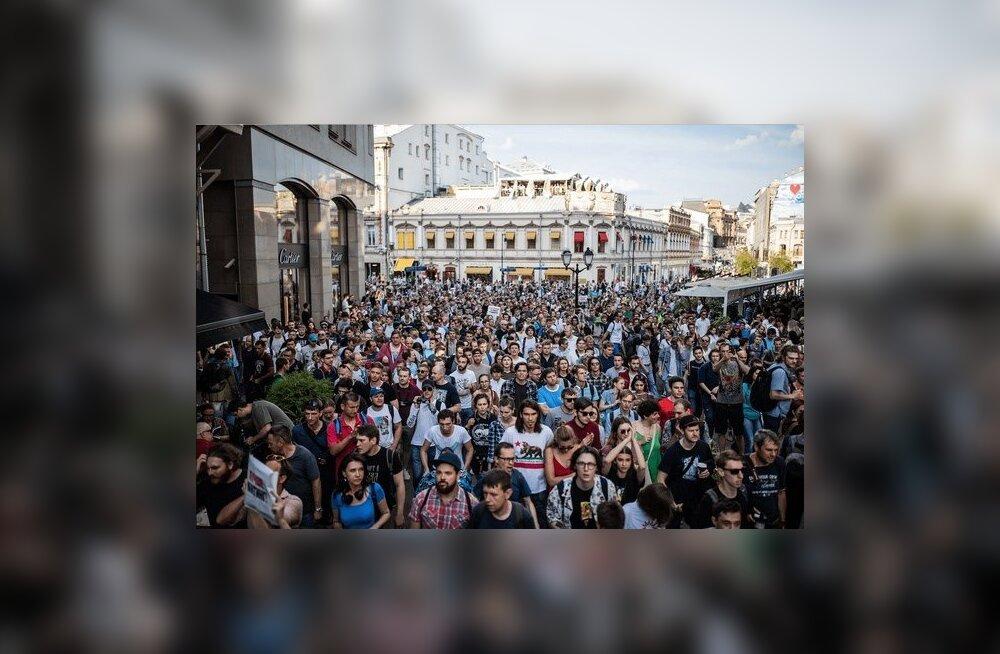 10 августа в Москве состоится митинг