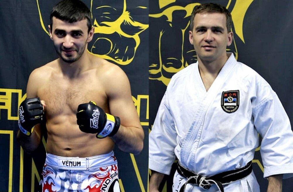 Amid Magerramov ja Jevgeni Bõkov