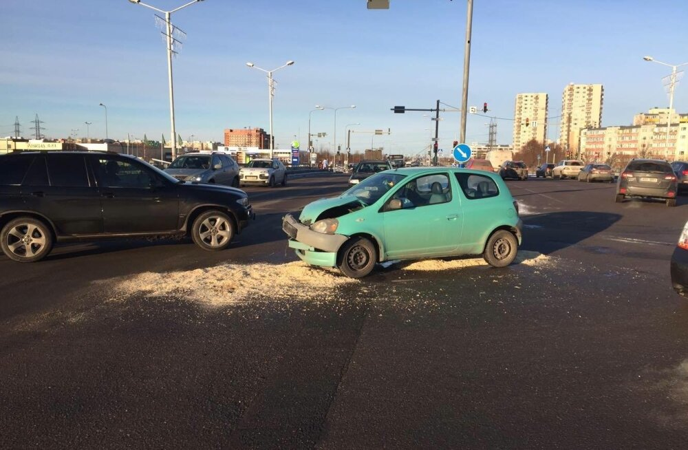 Liiklusõnnetus Mustakivi teel
