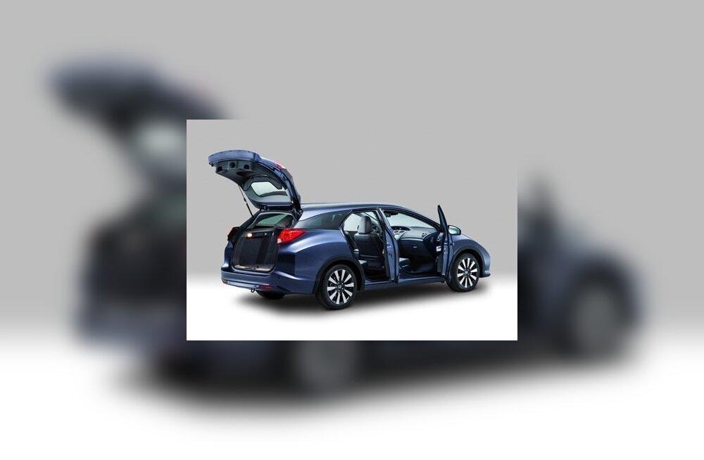 Honda Civic Sportwagon