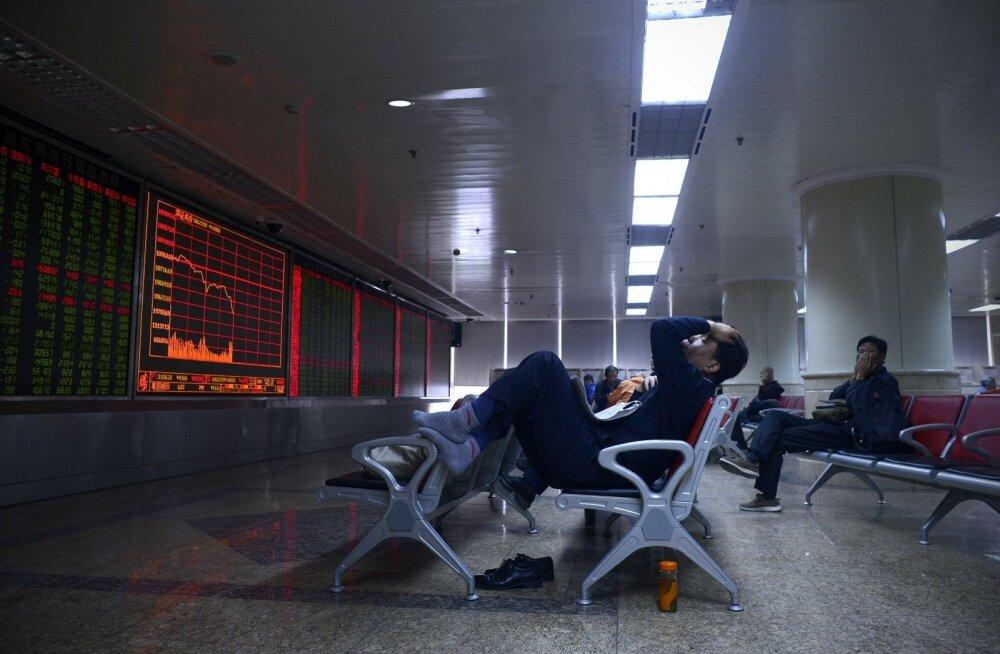 Hiina investorid olid Donald Trumpi võidu pärast ahastuses.