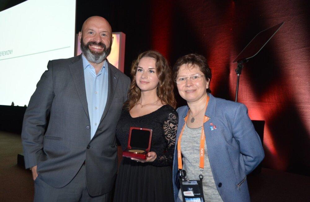 Менеджер по обслуживанию сети кинотеатров CINAMON получил признание Европейской киноассоциации UNIC