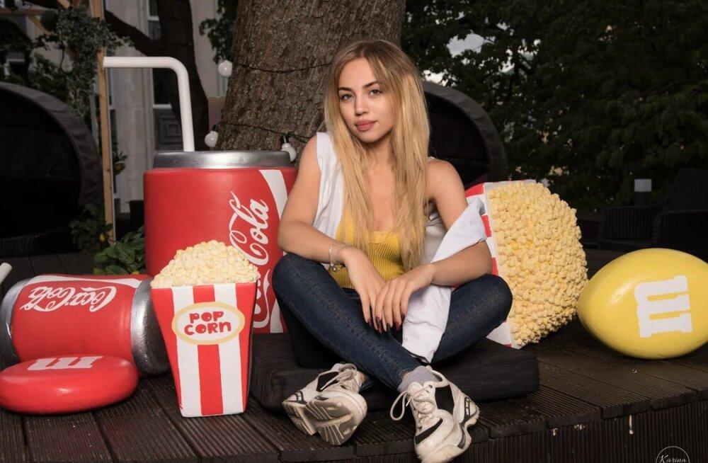 18-летняя эстонка представит страну на международном конкурсе Miss Lumiere International World 2019