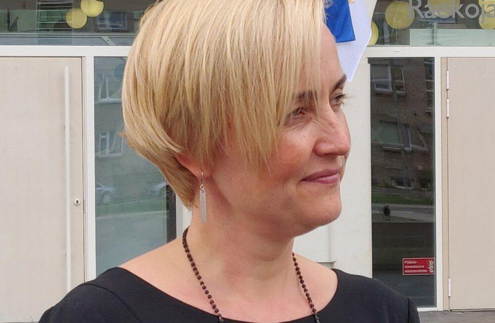 Кристина Каллас: президент является большой сторонницей того, чтобы русские и эстонцы учились в одних школах