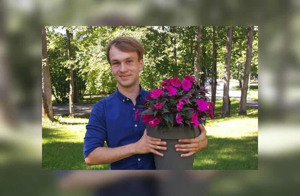 Nikita Poljakov: välismaal õppimine on pingutust väärt ning soovin, et iga õpilane leiaks endale õige õppesuuna sobivas ülikoolis
