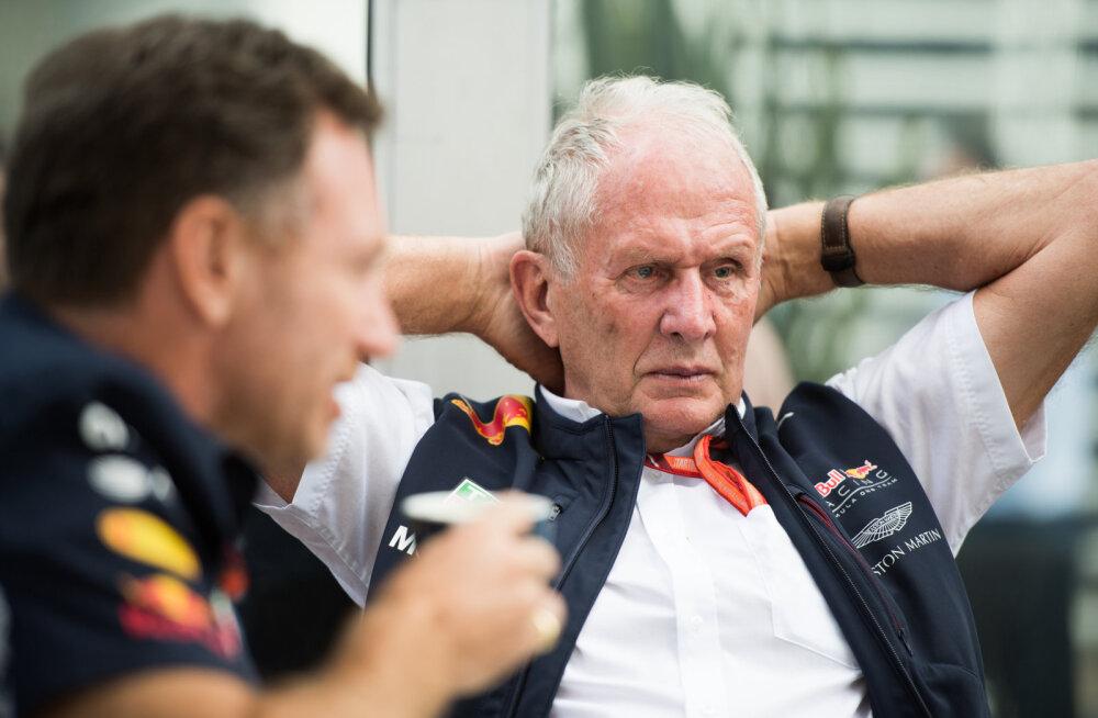 Red Bulli nõuandja Helmut Marko: Ferrari ja Mercedes kopeerisid mind