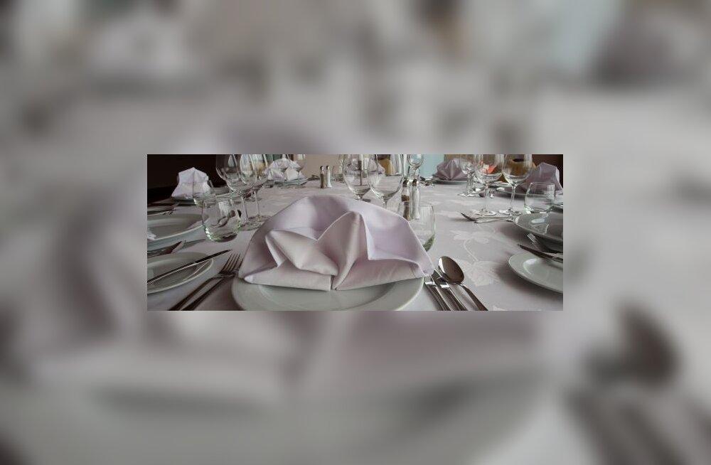 Parimad restoranid on Ö, Volga, Alexander ja Ammende Villa