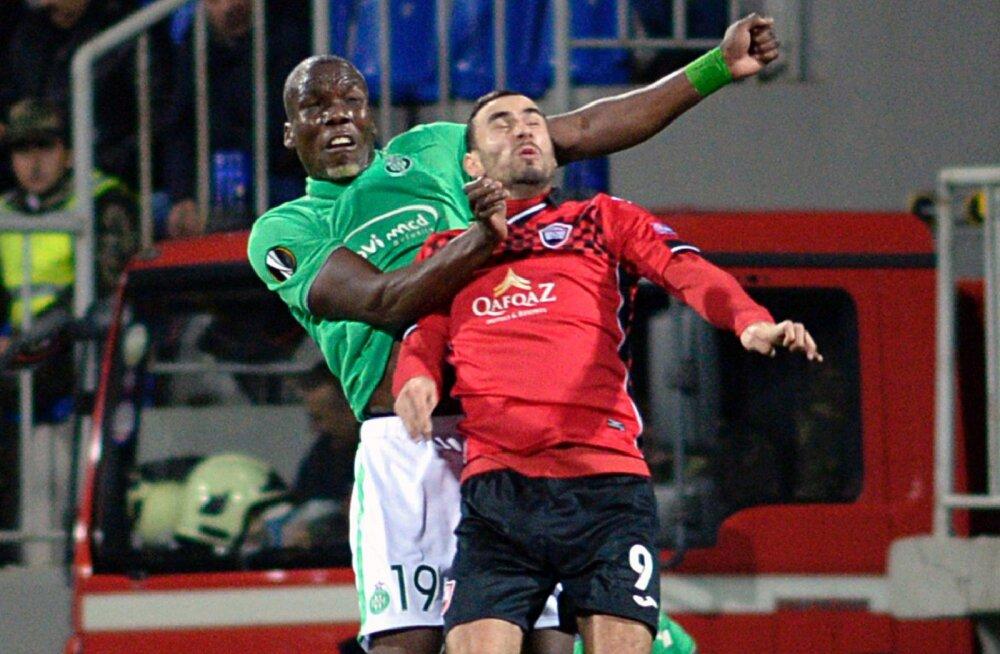 Zenjov ei suutnud Gabalat Euroopa liigas kaotusest päästa