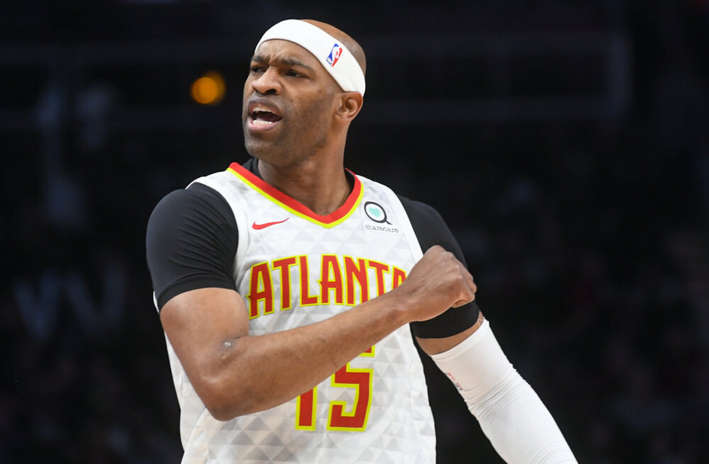 22 aasta jooksul kaheksat klubi esindanud NBA veteran riputab ketsid varna