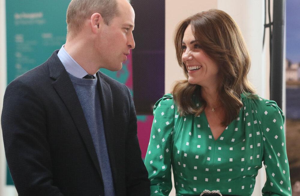 See on lubadus, mis prints William hertsoginna Catherine'i vanematele juba suhte alguses andis ja sel on nii mõndagi pistmist printsess Dianaga