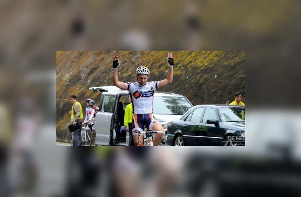 Mart Ojavee, Champion System, jalgratas