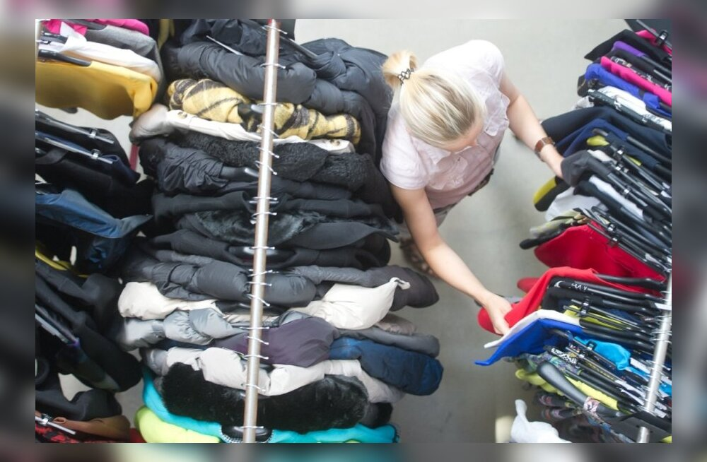 Mis riigis riideid osta? Andmebaas aitab valida