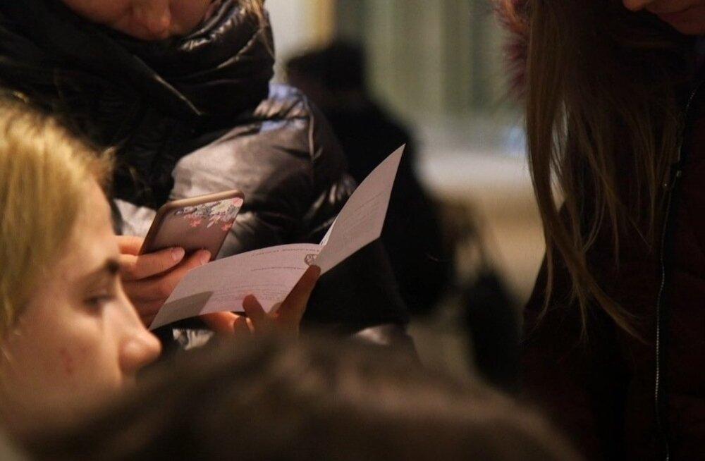 В Эстонию на работу в KFC прибыли четыре гражданки Украины. Но необходимой регистрации у них не оказалось