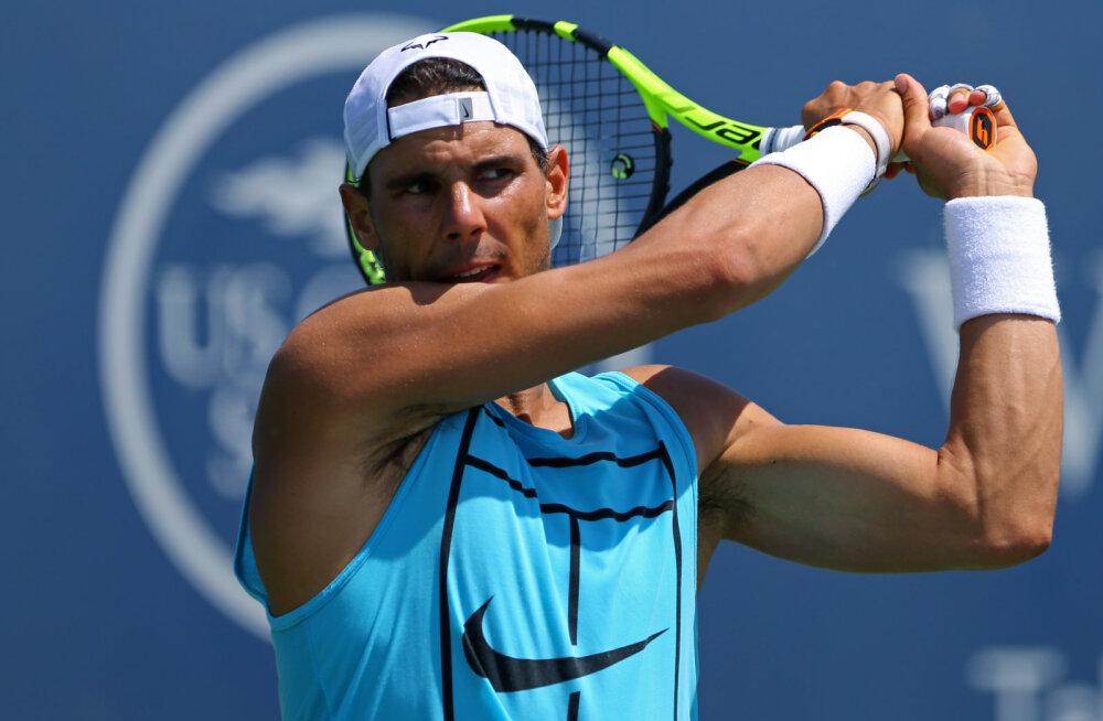 Murray ülemvõim on läbi: meeste tennise esinumbriks saab Rafael Nadal