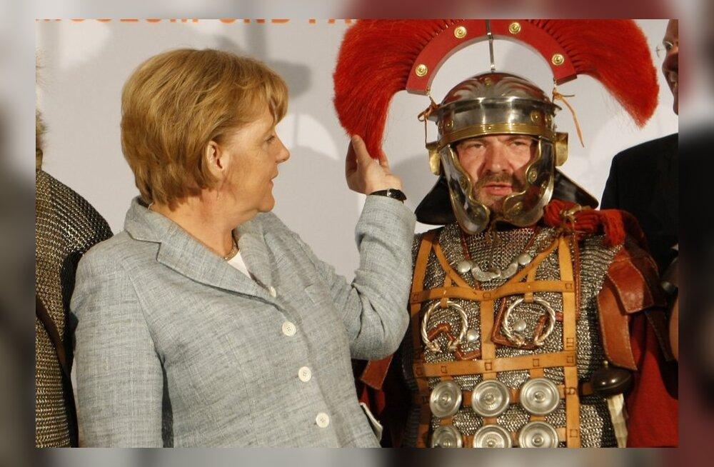 Vana-Rooma ajal ja keskajal oli praegusest soojem