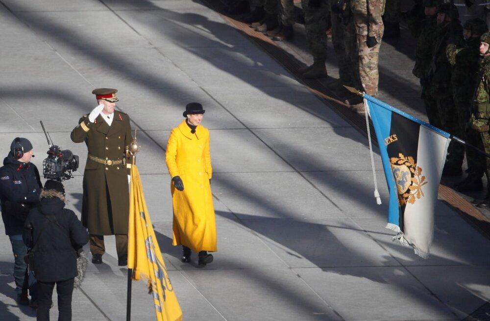 Почему желтый цвет — хороший выбор для парада? Мнение экспертов