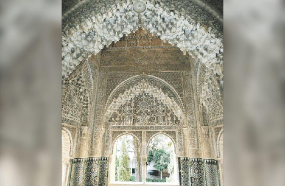 Alhambra – ilu ja võimu sümbol