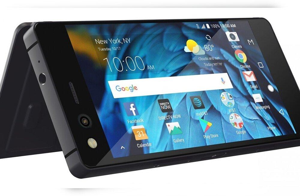 Järgmine trend: kahe ekraaniga nutitelefonid?