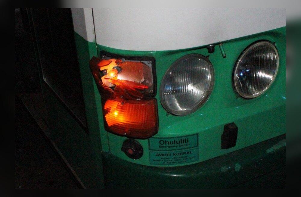 Таллинн закупит новые автобусы