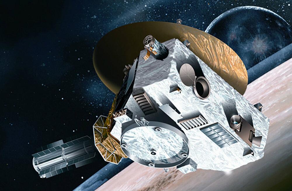 Päikesesüsteemi äärealadele jõudnud sond ärkas, et valmistuda Ultima Thule uurimiseks