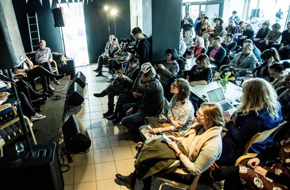 """Linnakultuuri tulevikust kosmilise ilumeeleni: Tallinn Music Weeki avalik vestluste programm """"Jutud"""" pakub ka tänavu põnevaid arutelusid"""