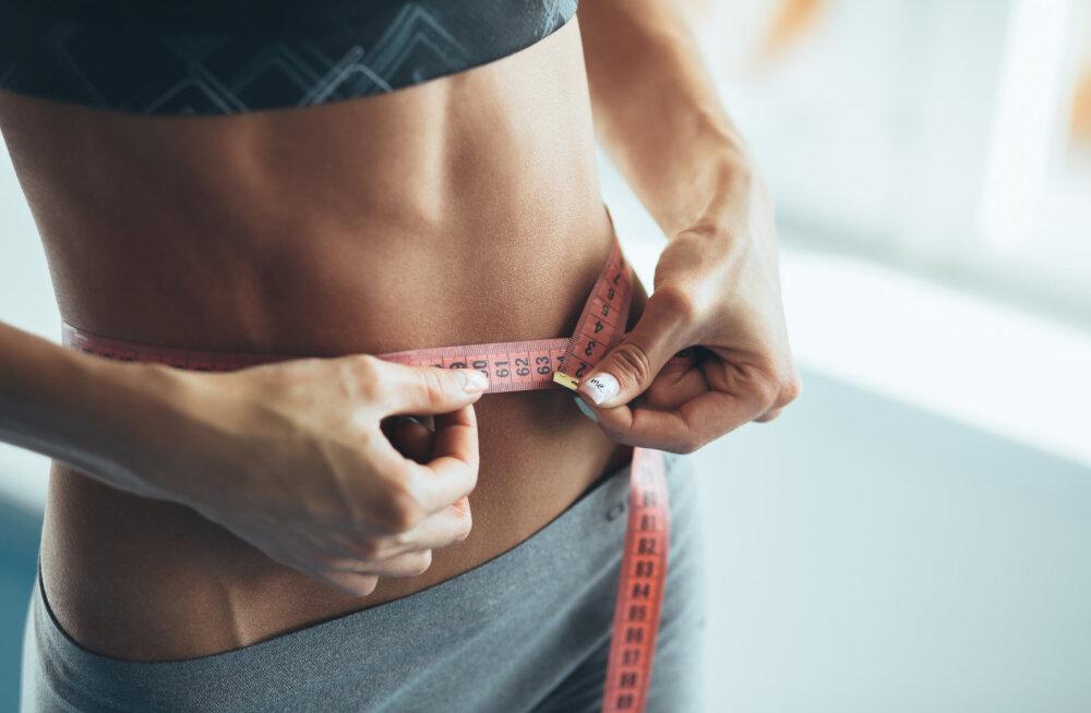 Lugeja jagab KOLME nippi, kuidas kiiresti kaalust alla võtta ja paremasse vormi saada