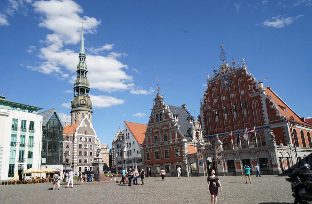 Rail Baltica plaan: Tallinnast Riiga vähem kui kahe tunniga