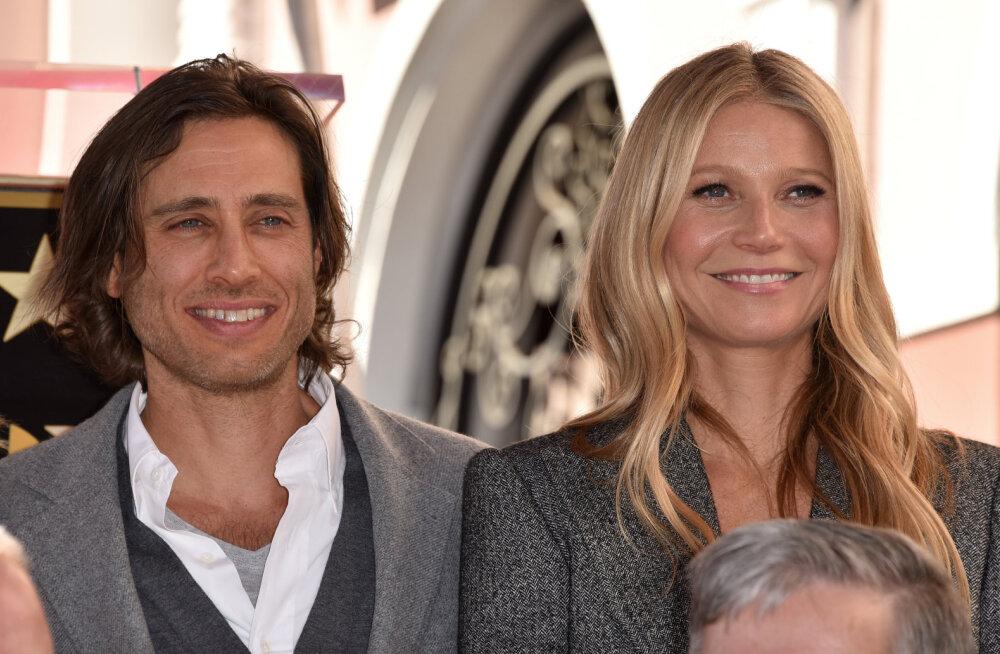 Varsti aasta abielus olnud näitleja Gwyneth Paltrow otsustas lõpuks kaasaga leivad ühte kappi panna