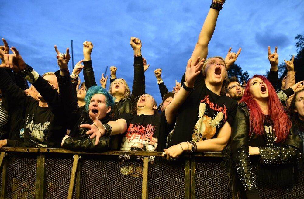 Hard Rock Laager 2018 1. päev