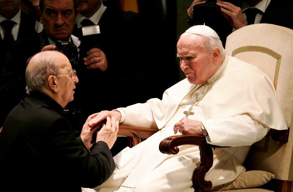 Mõjuvõimsa katoliku kiriku Kristuse Leegioni asutaja kuritarvitas 60 alaealist