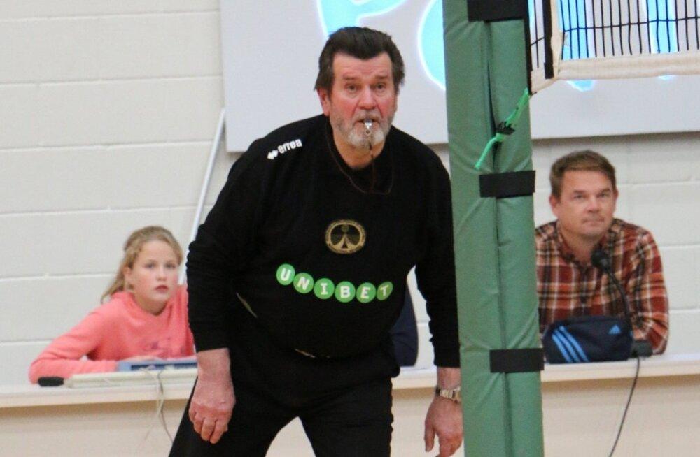 Mati Koorepi pika karjääri viimane meistriliiga tasemel mäng. Pärnu võitis Limbažit 3 : 2.