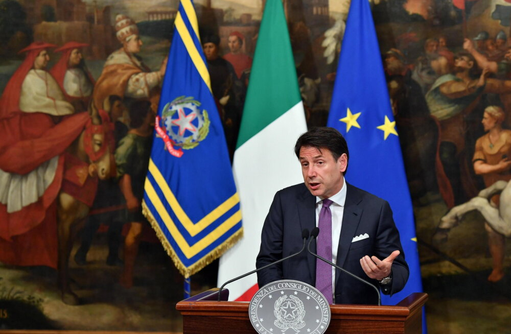 Itaaliat ähvardab Euroopa Komisjoni poolt miljardite eurode suurune trahv