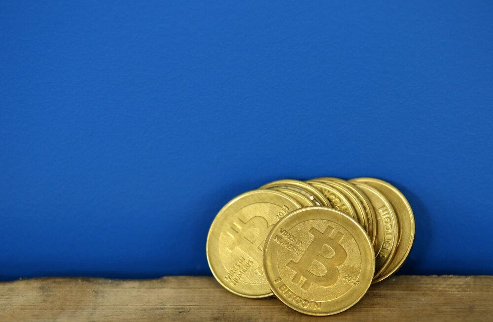 Bitcoini hind tegi värske rekordi